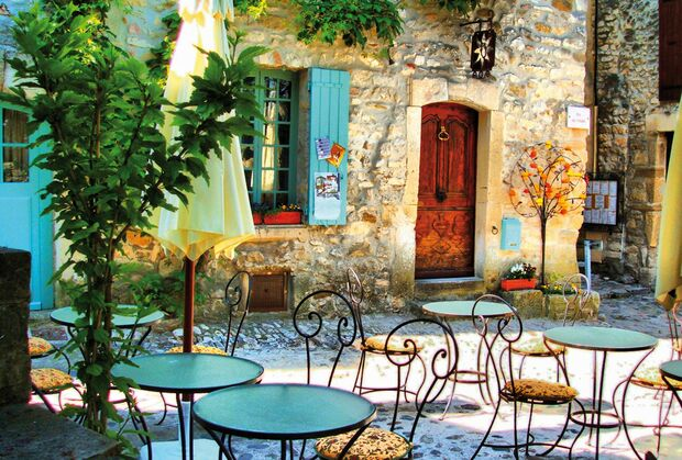 OD Frankreich Essen Restaurant pixelio