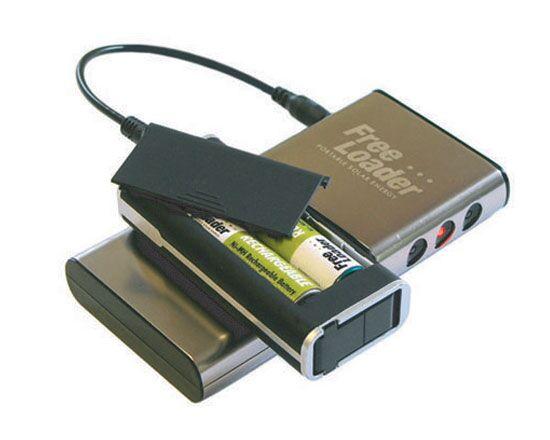 OD Freeloader Solar Globetrotter Set Battery-Loader