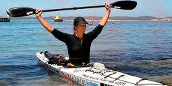 OD Freya Hoffmeister Kajak Paddeln Australien
