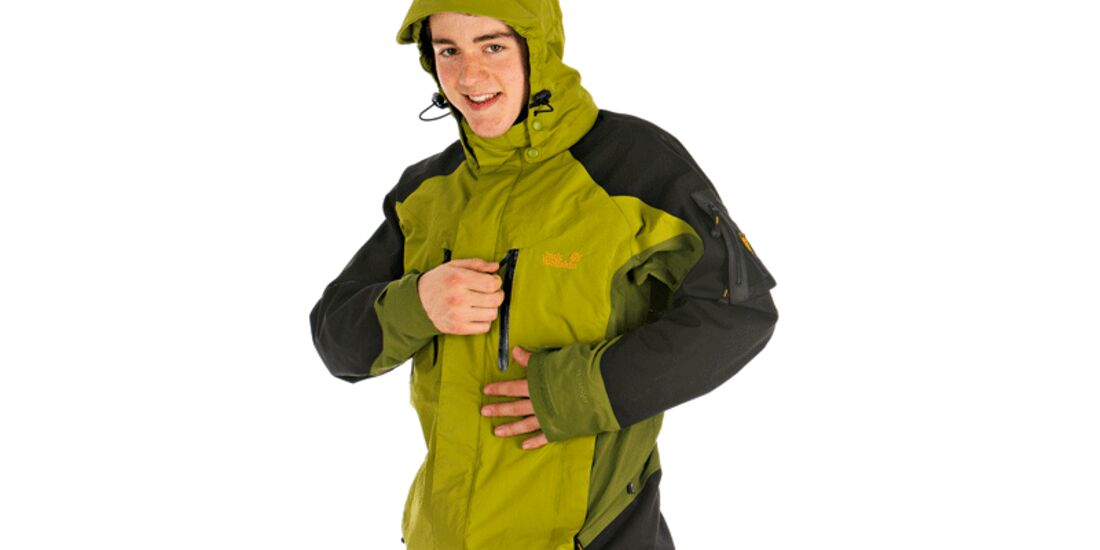 OD Funktionsjacke Jack Wolfskin All Terrain Men/Women