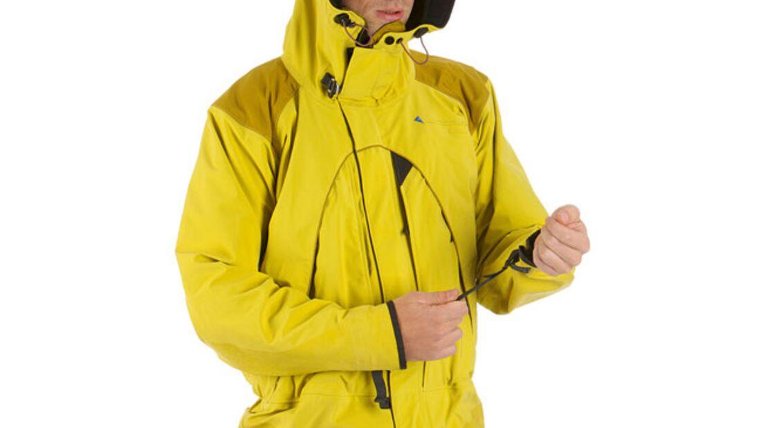 OD Funktionsjacken-Test - Klättermusen Brede Jacket