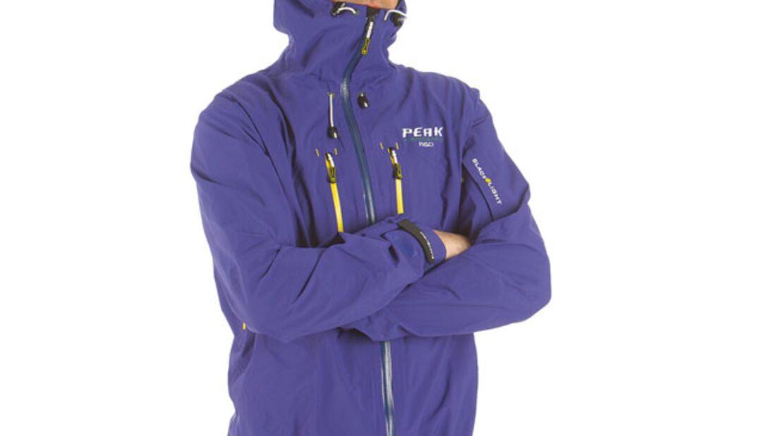 OD Funktionsjacken-Test - Peak Performance Black Light 3-Layer Jacket