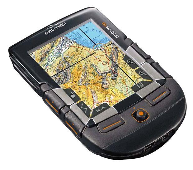 OD GPS-Gerät: Satmap Active 10