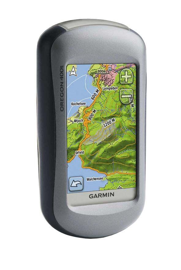 OD GPS-Geräte - Garmin Oregon 400t