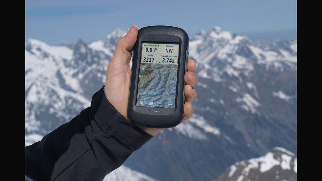 OD GPS Geräte Übersicht Teaser Bild von Garmin
