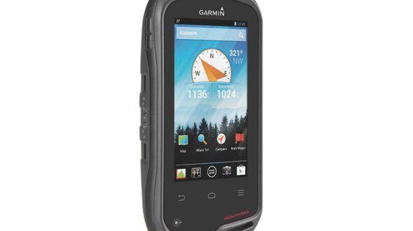 OD GPS Handgeraet Monterra Garmin