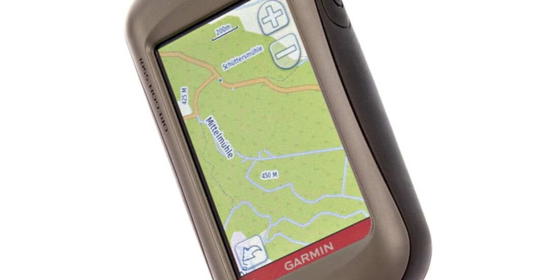 OD Garmin Oregon 550t