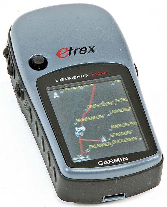 OD Garmin eTrex Legend HCx