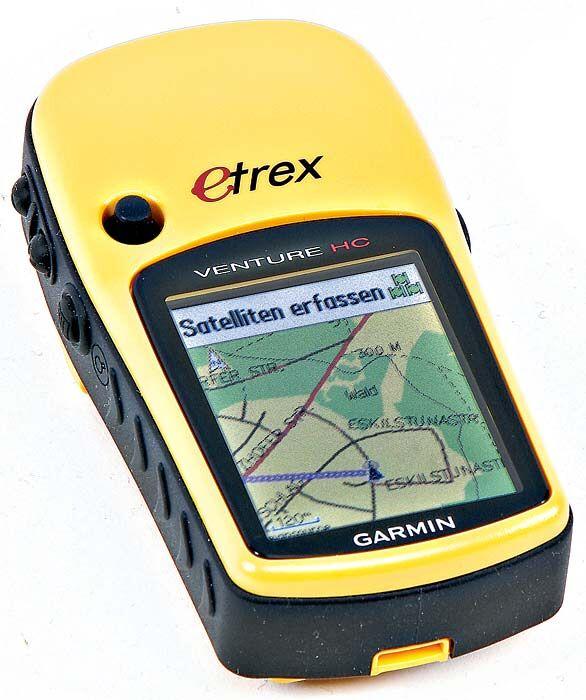 OD Garmin eTrex Venture HC