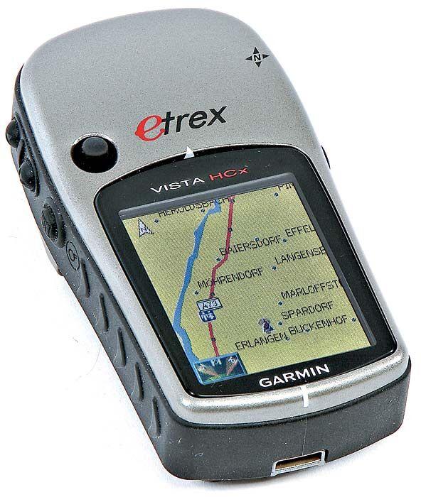OD Garmin eTrex Vista HCx