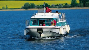 OD Hausboot Wasser Touren