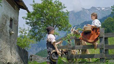 OD Heidiland Schweiz Wandern Bergtouren