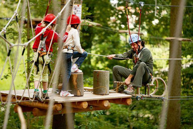 OD Höhenpoker - Abenteuer Hochseilgarten