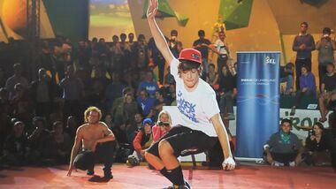 OD IMS 2010 - Slackline WorldCup Bouldercup