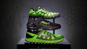 OD INOV-8 Schuhe mit Graphen Teaserbild