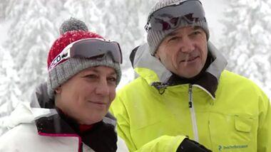 OD ISPO 2011 Schneeschuhwandern
