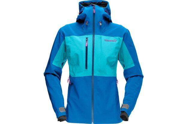 OD-ISPO-2012-Messe-Neuheiten-Ausruestung-Norrøna Driflex Jacket blue-Bekleidung (jpg)