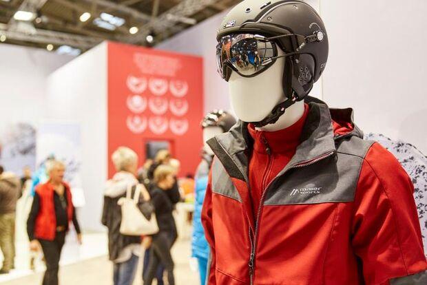 OD ISPO 2018 Ankündigung News Neuheiten Bekleidung Ausrüstung Maier Sports Jacke Stand