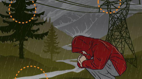 OD In offenem Gelände und Wald