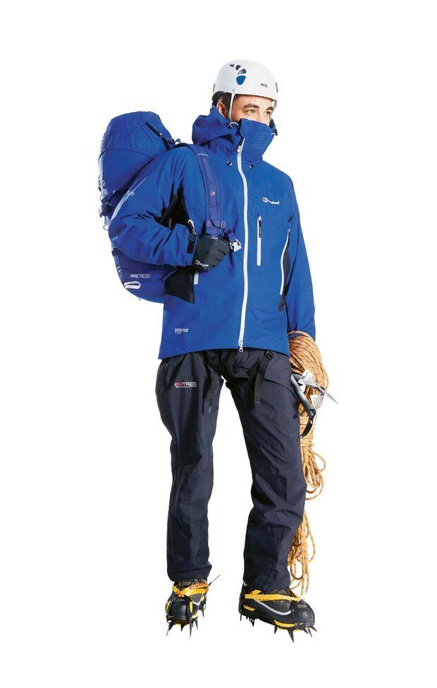 OD Jacke: Berghaus New Attrition Jacket