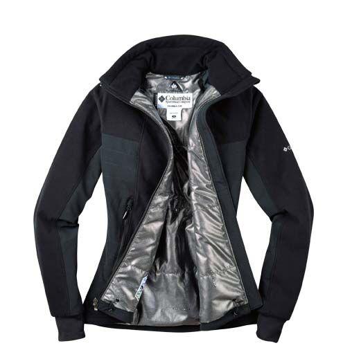 OD Jacke: Columbia Heat Elite Jacket