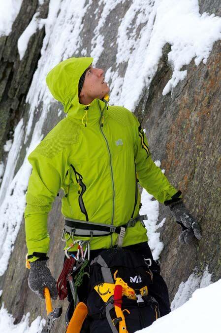 OD Jacke: Millet Alpinist Stretch Jacket