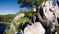 OD Kanada Killarney Provincial Park - Weg zum »Crack«