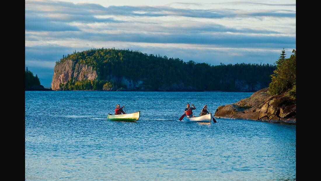 OD Kanada Ontario Paddeln Kajak Kanu