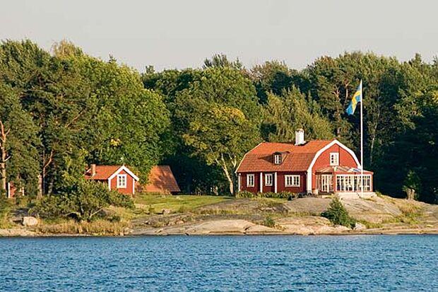 OD Kanu Schweden Dalsland