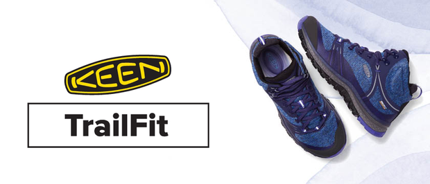 OD Keen TrailFit Logo