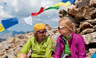 OD Klettersteig Via Ferrata Piz Trovat