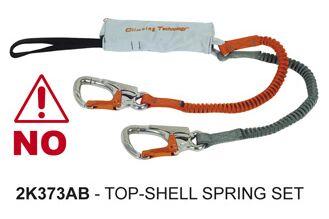OD Klettersteigsets Rückruf 2012 CT Top-Shell Spring Set klein