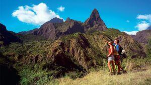 OD La Reunion Frankreich Insel