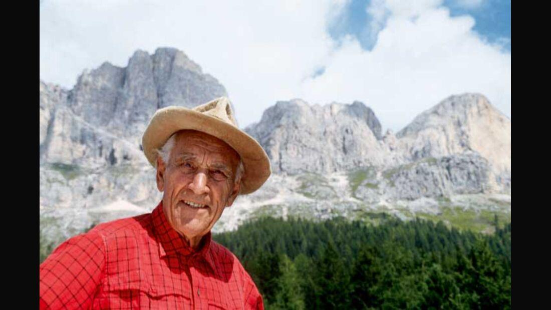 OD Luis Trenker - Legende aus Südtirol