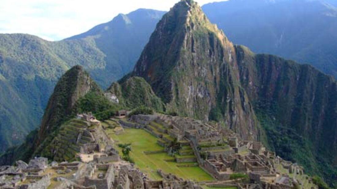 OD Machu Picchu
