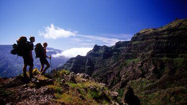 OD Madeira Insel Levada Wandern Atlantik Portugal