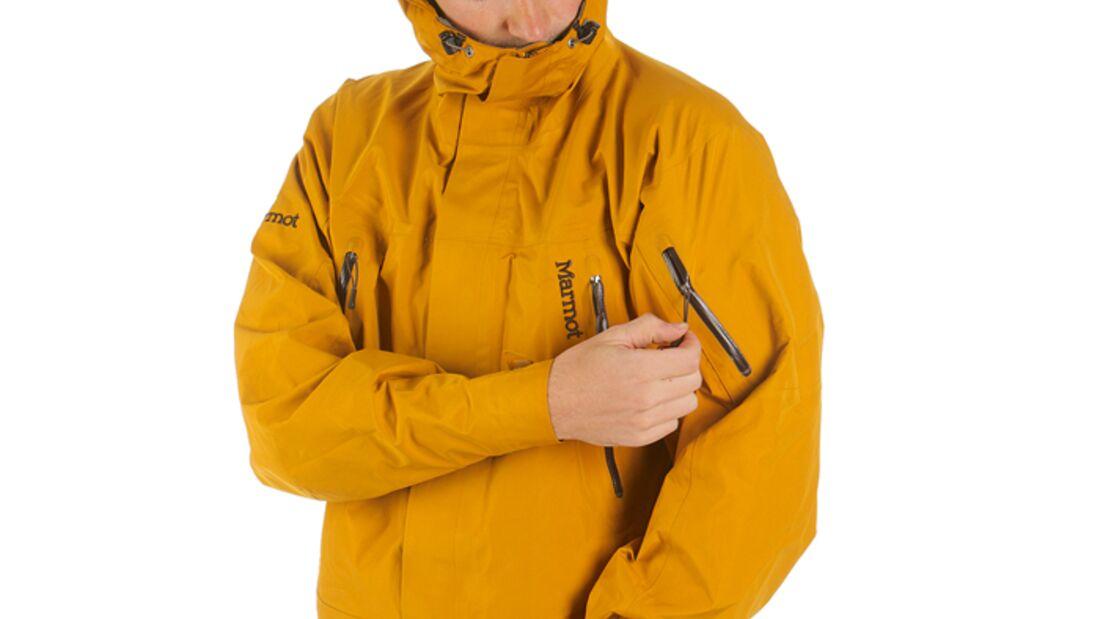 OD Marmot Troll Wall Jacket Funktionsjacke