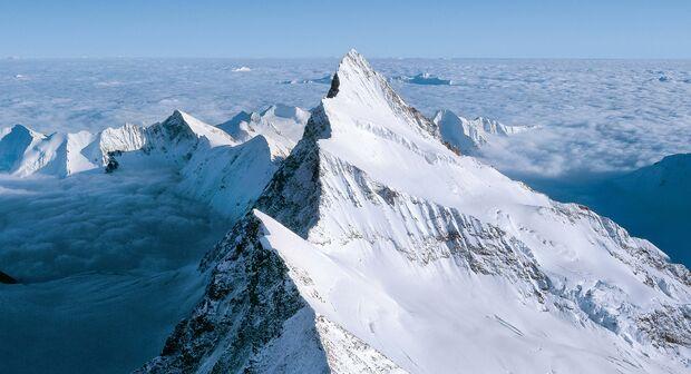 OD Mein erster 4000er Gipfelbild