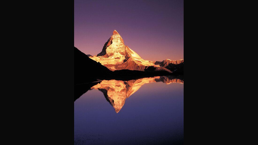 OD Mein erster 4000er Matterhorn Nordwand