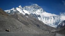 OD Mount Everest Rongbuk