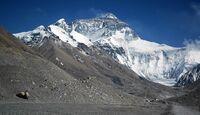 OD Mount Everest Rongbuk