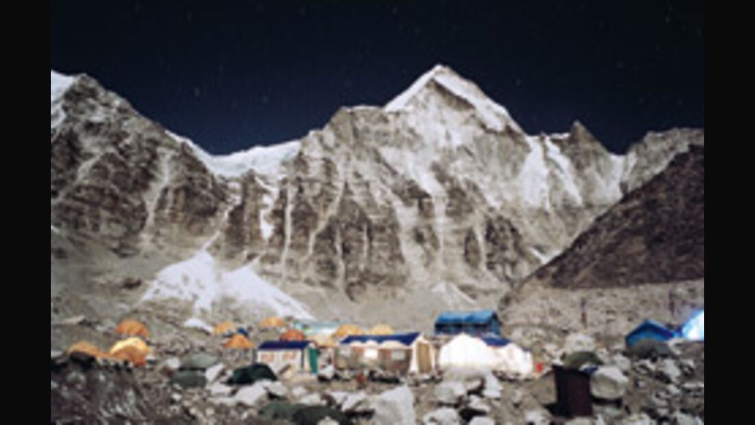 OD Mount Everest