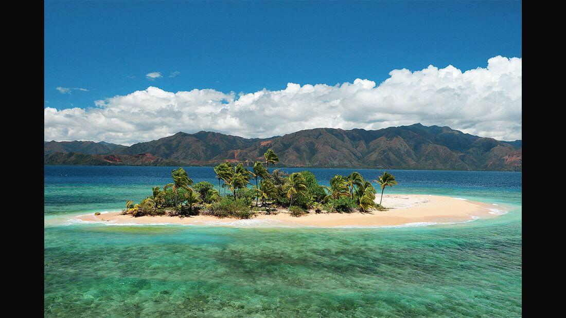 OD Neukaledonien Frankreich Insel