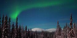 OD Nordlicht Finnland