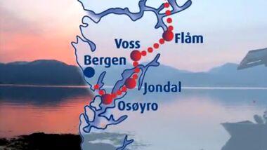 OD Norwegen Video 7 Minuten Reise