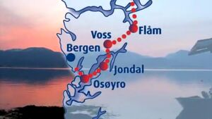 OD Norwegen Video 7 Minuten Reise