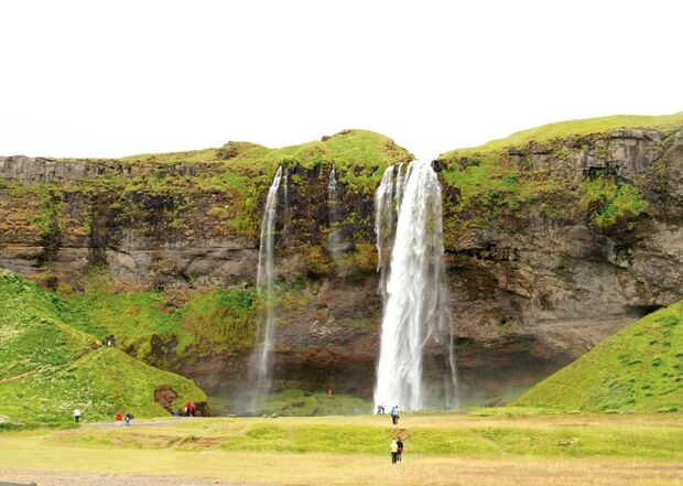 OD OD Outdoor-Wunderland aus Eis & Fels: Island