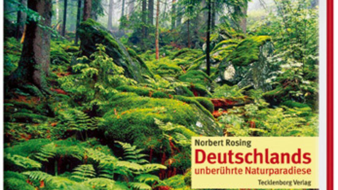 OD Outdoor-Bücher: Deutschlands unberührte Naturparadiese