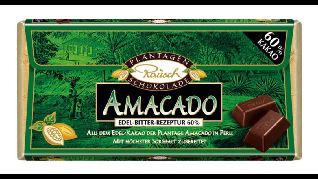 OD Outdoor Ernährung - die besten Kraftmacher Schokolade