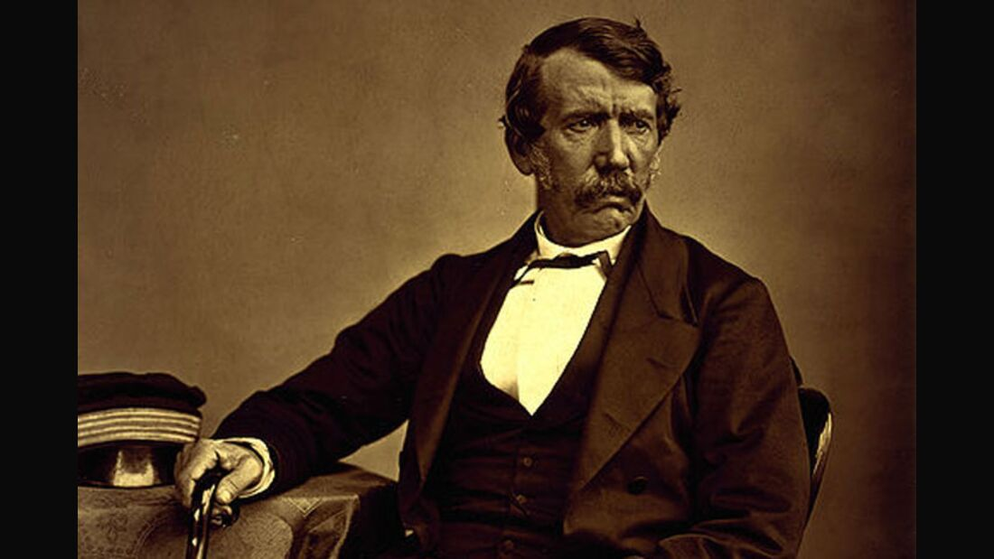 OD Outdoor Legenden: Sir David Livingstone